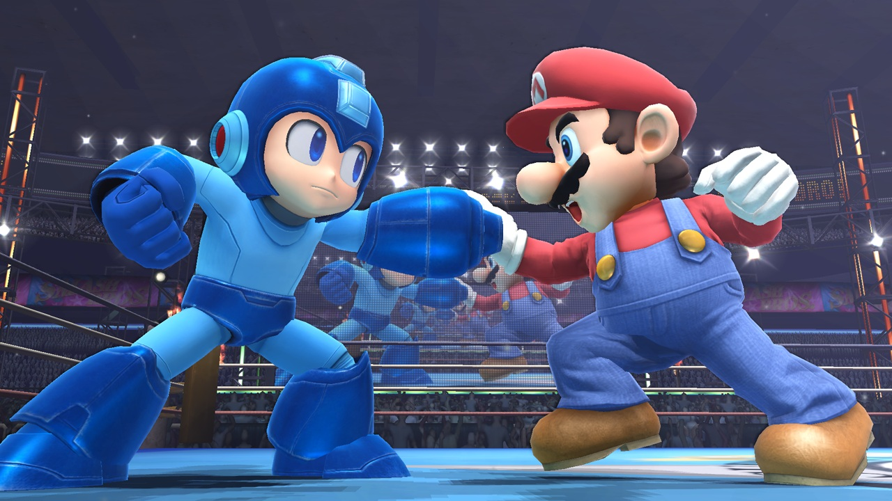 El comercial de Super Smash Bros para 3DS