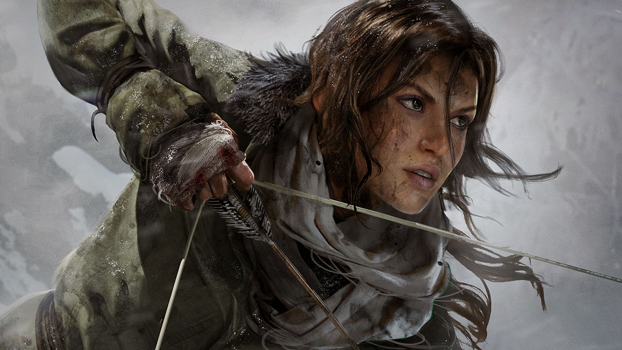 Aaron Greenberg exclusividad de Rise Of The Tomb Raider